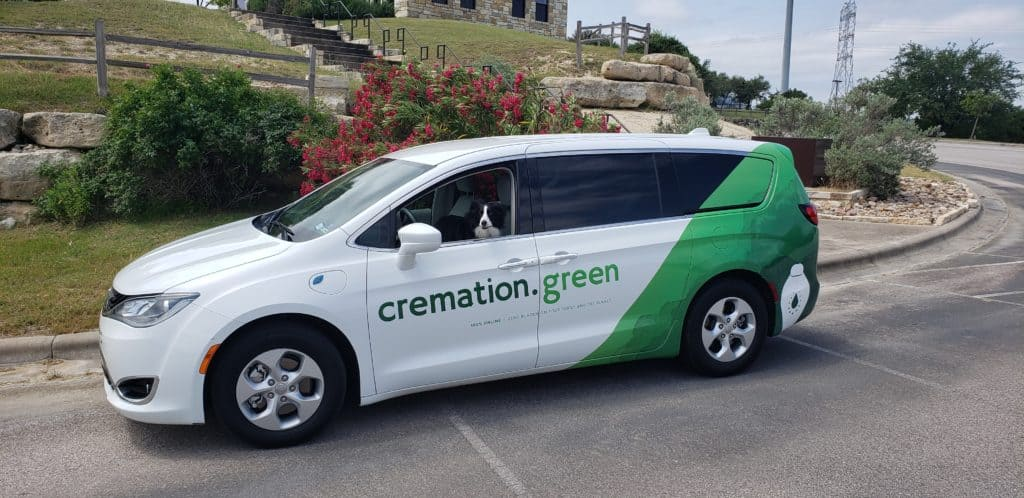 Carbon-Neutral Funeral Home