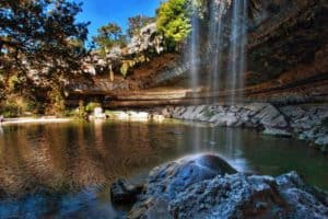 Dripping Springs TX Hamilton Pool