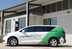 Green Cremation Texas Cremation Process