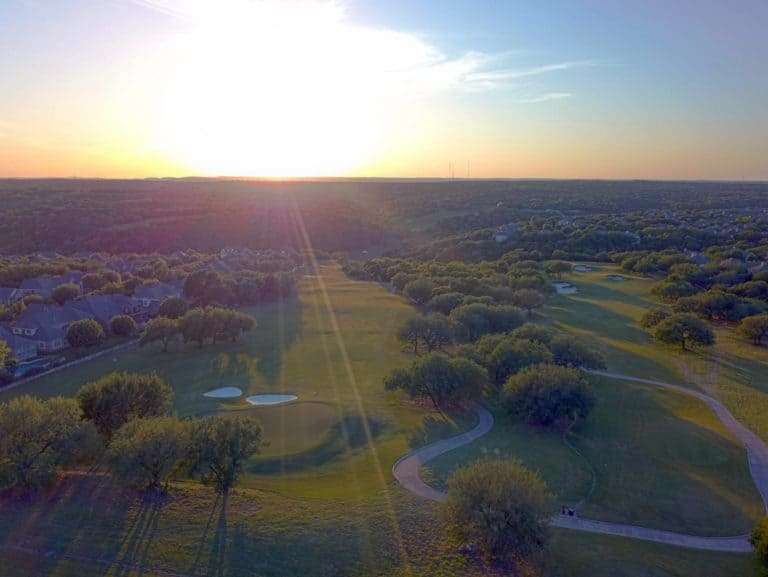 Twin Creeks Country Club In Cedar Park Tx